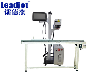 Leadjet Stainless Steel Laser Marking Machine With EZCAD Software Control